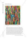 Material-Teil: Formgebung und Wirkung von Farbe in der bildenden Kunst Preview 6