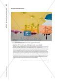 Material-Teil: Formgebung und Wirkung von Farbe in der bildenden Kunst Preview 8
