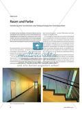 Raum und Farbe: Gestaltung einer Grundschule unter farbpsychologischen Gesichtspunkten Preview 1