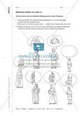 … von Gott reden?! - Moderne Bilder für Gott finden und für einen Schulgottesdienst gestalten Preview 5