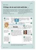 10 Dinge, die du noch nicht weißt über Wunder Preview 1