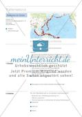 Plattentektonik untersuchen, an interaktiver Karte Preview 1
