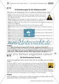 Verfassen eines informierenden Textes: Verhalten bei Erdbeben Preview 1