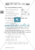 Erläuterungen und Lösungen: Lerntheke zur Vektorrechnung Preview 3
