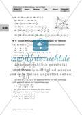 Erläuterungen und Lösungen: Lerntheke zur Vektorrechnung Preview 5
