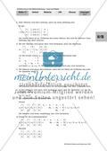 Erläuterungen und Lösungen: Lerntheke zur Vektorrechnung Preview 6