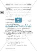 Erläuterungen und Lösungen: Lerntheke zur Vektorrechnung Preview 7