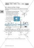 Erläuterungen und Lösungen: Lerntheke zur Vektorrechnung Preview 9