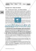 Lösungen und Tipps zum Einsatz: Drehungen und Spiegelungen mit Matrizen Preview 1