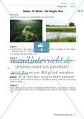 Fließgewässer: Stationenarbeit mit Lösungen Preview 24