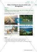 Fließgewässer: Stationenarbeit mit Lösungen Preview 4