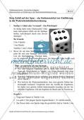 Stationenzirkel zur Einführung in die Wahrscheinlichkeitsrechnung Preview 3