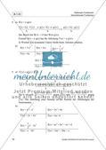 Ableitungen von Polynomen, ihren Produkten und Quotienten Preview 12