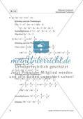 Ableitungen von Polynomen, ihren Produkten und Quotienten Preview 14