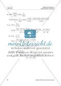 Ableitungen von Polynomen, ihren Produkten und Quotienten Preview 16