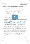 Ableitungen von Polynomen, ihren Produkten und Quotienten Preview 8