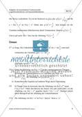 Ableitungen von Exponential- und Logarithmusfunktionen Preview 7