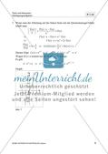 Bestimmung von Funktionsgleichungen Preview 11