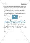 Bestimmung von Funktionsgleichungen Preview 12