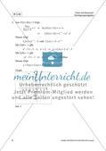 Bestimmung von Funktionsgleichungen Preview 6