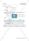 Bestimmung von Funktionsgleichungen Preview 8