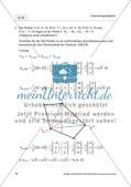Das Vektorprodukt: Flächenberechnungen Preview 12