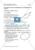 Mathematische Grundlagen: Vektoren Preview 3