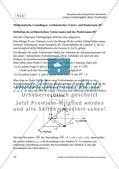 Mathematische Grundlagen: Arithmetischer Vektor- und Punktraum Preview 1