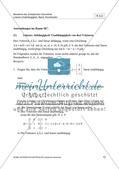 Mathematische Grundlagen: Arithmetischer Vektor- und Punktraum Preview 4