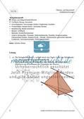 Dreieckspyramide: Flächenverhältnisse Preview 4