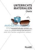 Selbsttönende Sonnenbrillen - die Chemie im Blick Preview 1