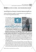 Entwurf eines Informationsflyers zum Thema Naturkatastrophen Preview 1
