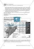 Entwurf eines Informationsflyers zum Thema Naturkatastrophen Preview 2