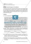 Literarische Charakteristik: Implizite Informationen Preview 1