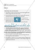 Literarische Charakteristik: Implizite Informationen Preview 3