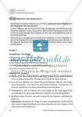 Expressionistische Lyrik - Richard Dehmel: Deutschlands Fahnenlied und Ernst Stadler: Sterben Preview 3