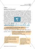 Expressionistische Lyrik - Richard Dehmel: Deutschlands Fahnenlied und Ernst Stadler: Sterben Preview 4