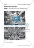Arbeitswelt: Technologie und Robotisierung Preview 1