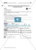 Planung von Events und Reisen: Einführung zu antiproportionalen Zuordnungen Preview 12