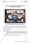 Zwischen Meinungsbildung und Meinungsmache im Unterricht Preview 1