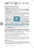 Sätze untersuchen: Umstellprobe und Satzklammer Preview 12