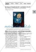 Deutsch_neu, Sekundarstufe II, Sekundarstufe I, Schreiben, Grundlagen, Anleitung und Förderung von Schreibprozessen, Anstoßen von Schreibprozessen: Schreibaufgaben