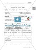 Wortfelder, Satzbau & Co. - ein vielfältiges Texttraining Preview 11