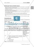 Wortfelder, Satzbau & Co. - ein vielfältiges Texttraining Preview 3