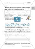 Wortfelder, Satzbau & Co. - ein vielfältiges Texttraining Preview 7