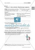 Wortfelder, Satzbau & Co. - ein vielfältiges Texttraining Preview 9