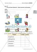 Unsere Klasse in Zahlen: Daten und Diagramme Preview 11