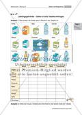 Unsere Klasse in Zahlen: Daten und Diagramme Preview 13