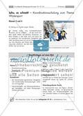 Koordinationsschulung zum Thema Wintersport Preview 1