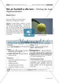 Koordinationsschulung: Übungen mit Tennisbällen Preview 1